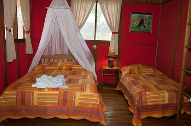 Zimmer im Pirate Cove Hotel in Corcovado